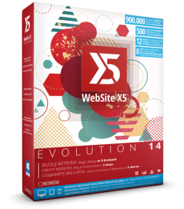 WebSite X5 Еvolution version 14